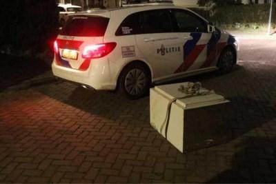 Mysterieuze kluis in Helmond blijkt 'van steekwagen gevallen en achtergelaten'