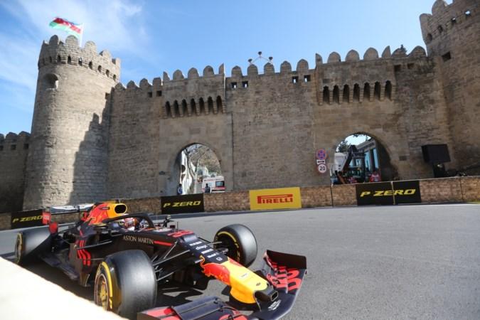 Grand Prix van Azerbeidzjan in Formule 1 gaat door zonder fans