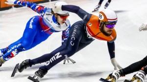 WK shorttrack: De Laat, Knegt en Hoogerwerf overleven ook voorronden 1000 meter