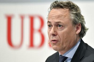 Kassa voor Limburgse topman Ralph Hamers bij UBS: 3,8 miljoen euro voor vier maanden werken