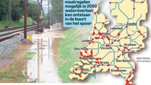 Spoor bezwijkt onder extremen: 'Aangelegd voor een gematigd klimaat'