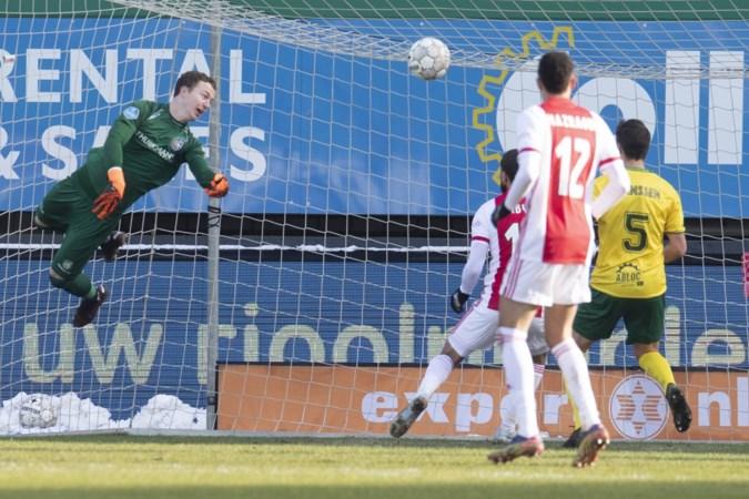Fortuna hoopt na hectische week op doelman Van Osch voor wedstrijd tegen PSV