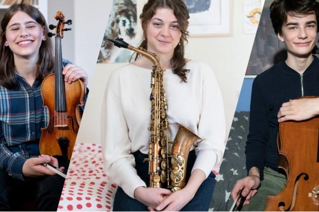 Limburgs jong talent laat van zich horen tijdens Prinses Christina Concours