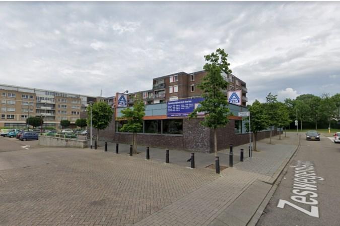 SP voert actie voor behoud van supermarkt in Heerlense wijk Zeswegen