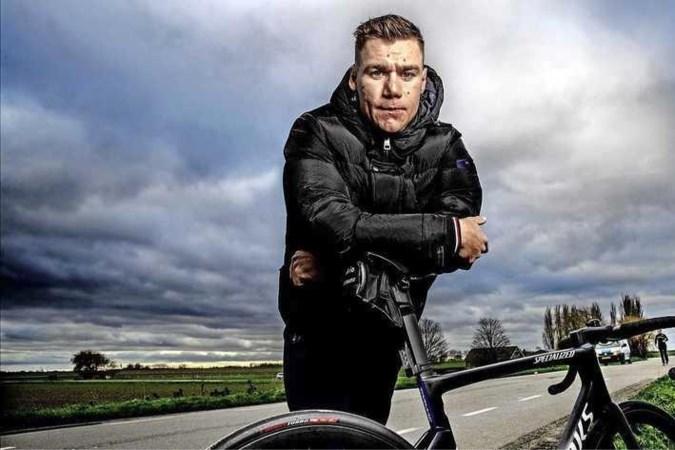Fabio Jakobsen na pijnlijke weken: 'Licht aan het einde van de tunnel'