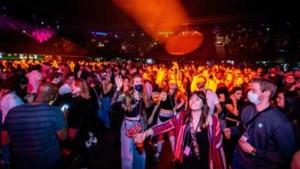 'Helemaal los' in de Ziggo Dome, maar alleen zoenen in je eigen bubbel