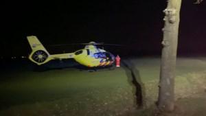Traumahelikopter opgeroepen voor ernstig ongeval Merselo