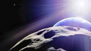 Pindavormige asteroïde ter grootte van Eiffeltoren scheert langs aarde: 'Doe je niets aan'