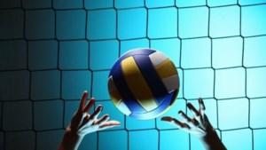 Volleybal: Fast start tweede deel met zege
