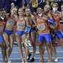 EK indoor atletiek: Nederland naar estafettegoud bij mannen en vrouwen, Visser goud in supertijd