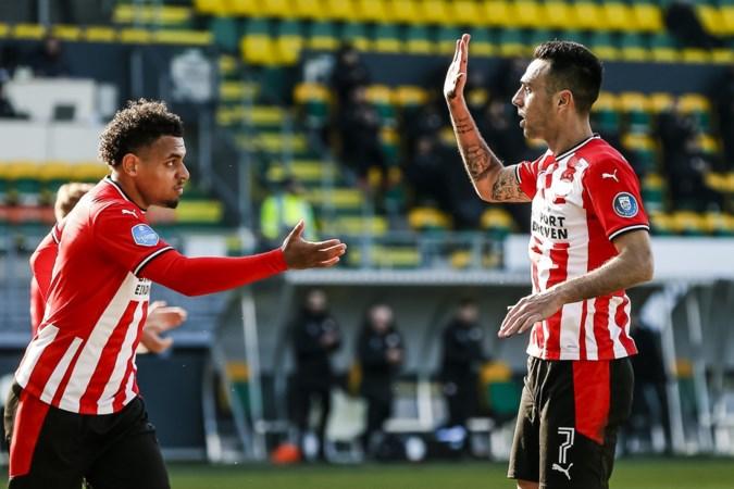 Zahavi in recordboeken: Donyell Malen moet bij PSV eventjes geduld betrachten