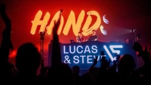 Maastrichts dj-duo Lucas & Steve blij om weer terug op podium te zijn