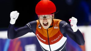 Shorttrackster Schulting prolongeert wereldtitel allround