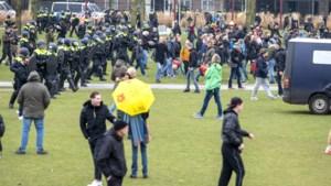 Politie verricht 28 arrestaties bij betoging op Museumplein
