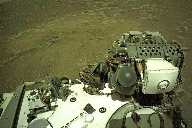 Marsvoertuig Perseverance moet het gas wat dieper gaan intrappen - De Limburger