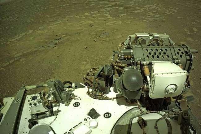 Marsvoertuig Perseverance moet het gas wat dieper gaan intrappen
