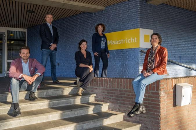 Aangepast plan voor voortgezet onderwijs in Maastricht met een brede campus aan de Groene Loper