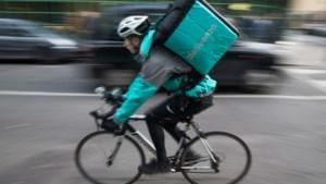 Veel meer maaltijden besteld via Deliveroo in 2020