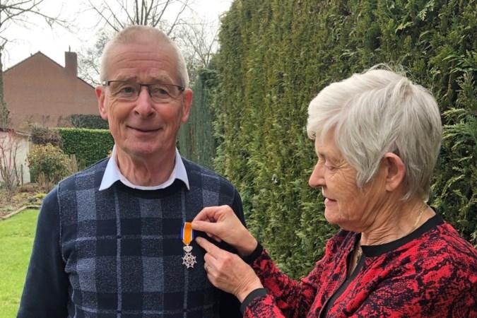 John Thonen (69) uit Landgraaf benoemd tot lid in de Orde van Oranje-Nassau