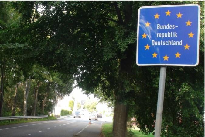 Corona-sms voor Limburgers die Duitse grens oversteken