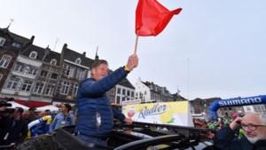 De Amstel Gold Race gaat door, dankzij de vlotte babbel van Van Vliet, maar vooral door de coronawet