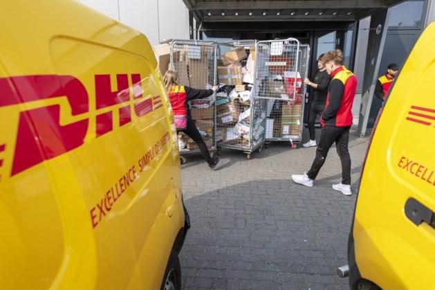 Moederbedrijf DHL profiteert van explosieve groei onlinewinkelen