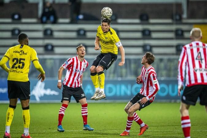 Eigen doelpunt Da Graca leidt zesde nederlaag op rij voor VVV in
