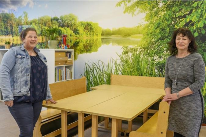 Kinderopvang sinds deze maand in Basisschool Bleijerheide: 'Voor de kinderen is dit fijn en herkenbaar'