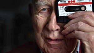 Uitvinder cassettebandje Lou Ottens overleden
