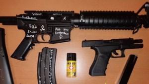 'Extremistische' teksten wapens aanslag Christchurch ook op in beslag genomen wapens Maastricht