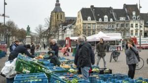 Gerucht blijkt niet waar: non-foodstandhouders mogen volgende week nog niet naar de weekmarkt