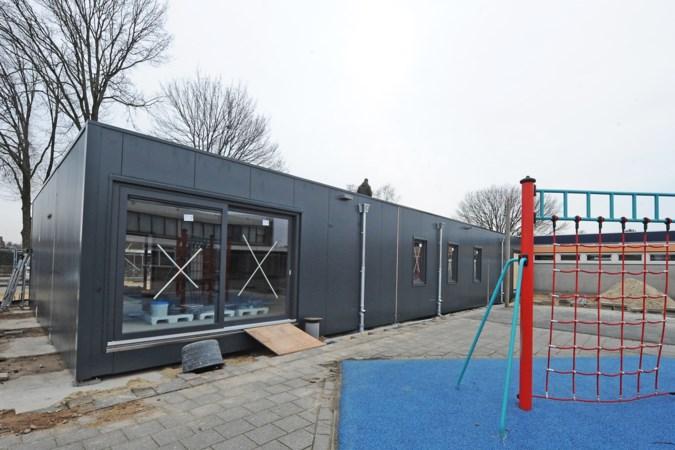 Basisschool De Liaan in Helden breidt uit met tijdelijke dagopvang
