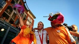 Geen steun van ouders tijdens de Spelen: 'Dit stond bovenaan de bucketlist'