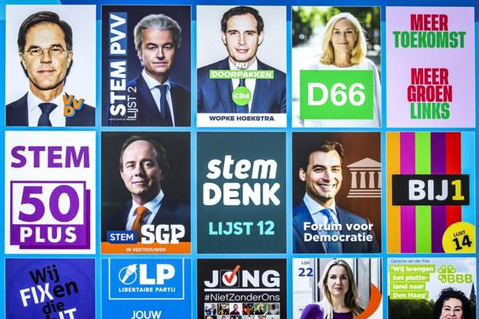 Twintig procent stemmen voor FvD: schaduwpeiling bij UM 'gemanipuleerd'