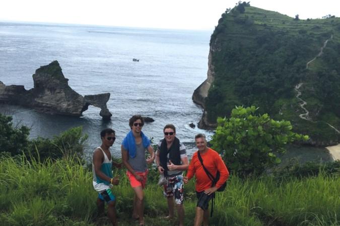 Jim uit Egchel beleefde gouden tijden op een Indonesisch eiland, tot de coronacrisis toesloeg