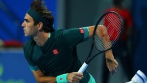 Succesvolle rentree Roger Federer na jaar blessureleed