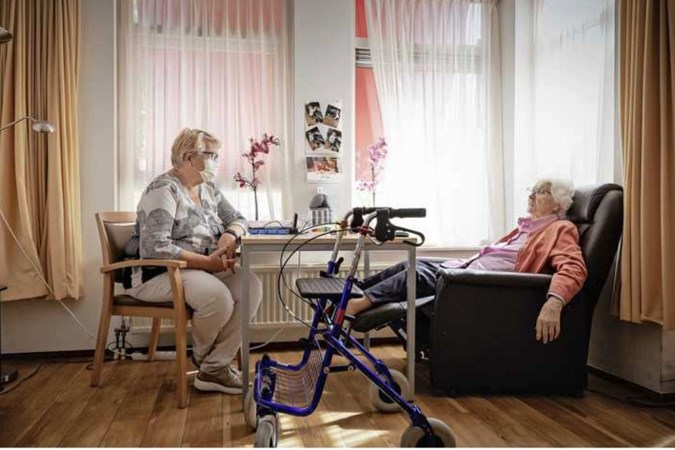 Corona-uitbraak in Vlaamse verpleeghuizen ondanks tweede vaccinatie