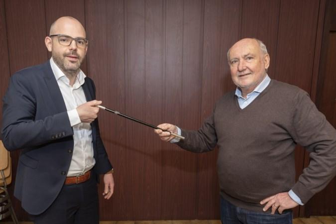 Baton van Roermondse dirigent Max Guillaume is na 76 jaar 'back home'