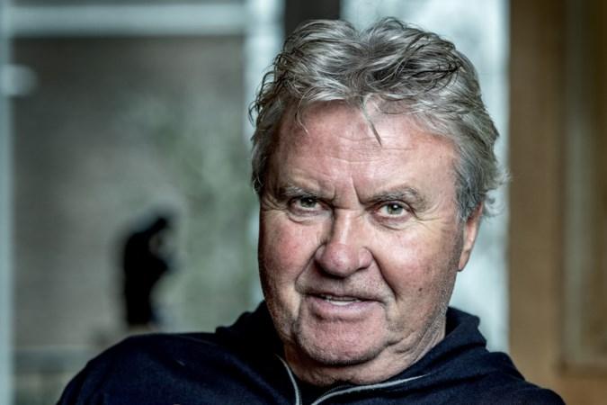 Guus Hiddink: 'Tussen de Marokkanen, Turken en Sjakie Swart ben ik gewoon die boer uit de Achterhoek'