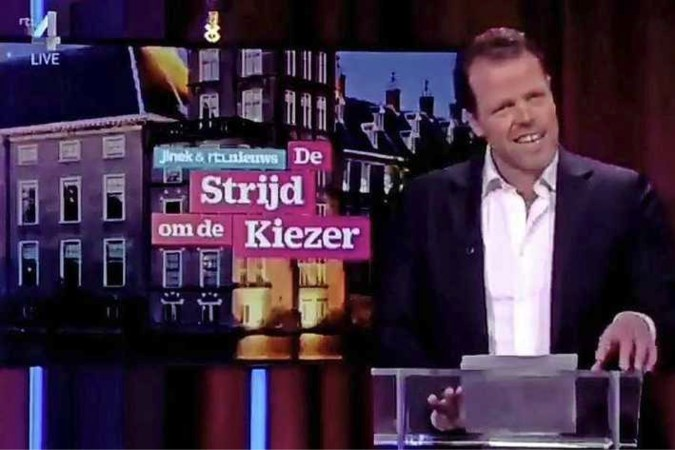 Massale kritiek op 'stukje cabaret' van Martijn Koning over Baudet in Jinek