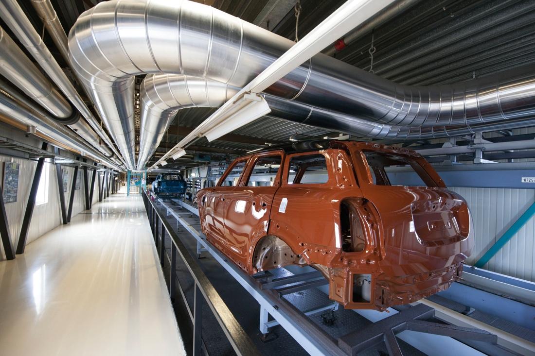 Worden er na november 2023 opnieuw Duitse auto's in Born gebouwd? - De Limburger