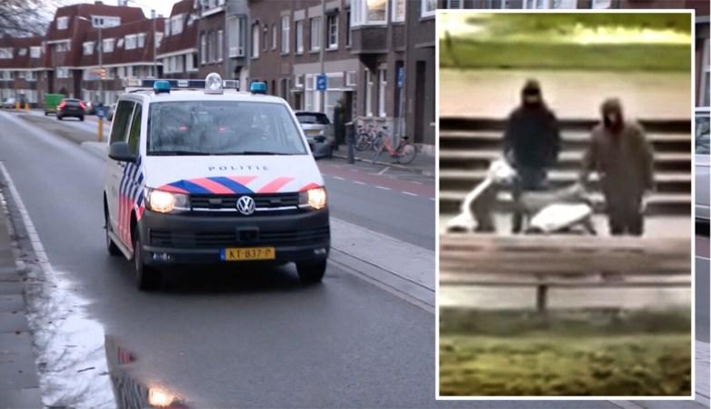 Politie onderzoekt beelden van schietpartij in Maastricht