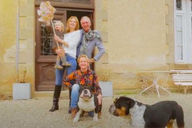 Familie Meiland neemt afscheid van trouwe viervoeter Bommel