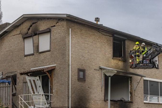 Gedwongen sloop van ontploft huis in Hoensbroek gaat dinsdag van start