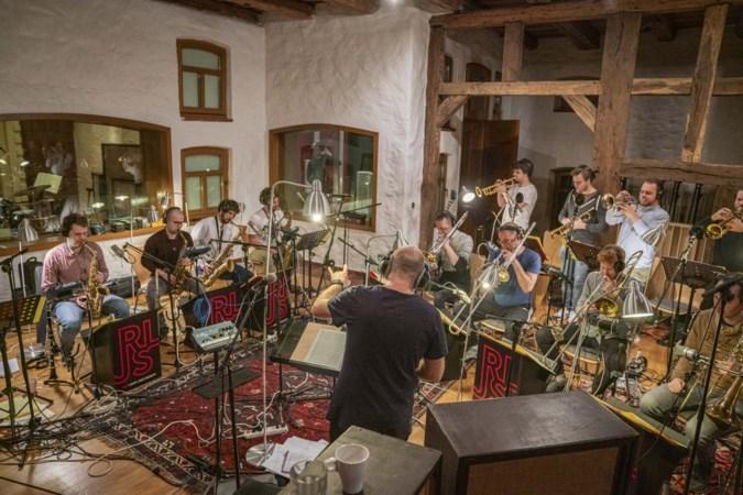 Red Light Jazz Society van trompettist Dave Vreuls uit Maastricht: groots en ruig, maar ook zacht en intiem