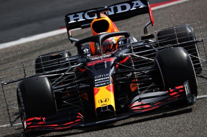 Testdagen Bahrein: Verstappen begint met voorsprong op Mercedes