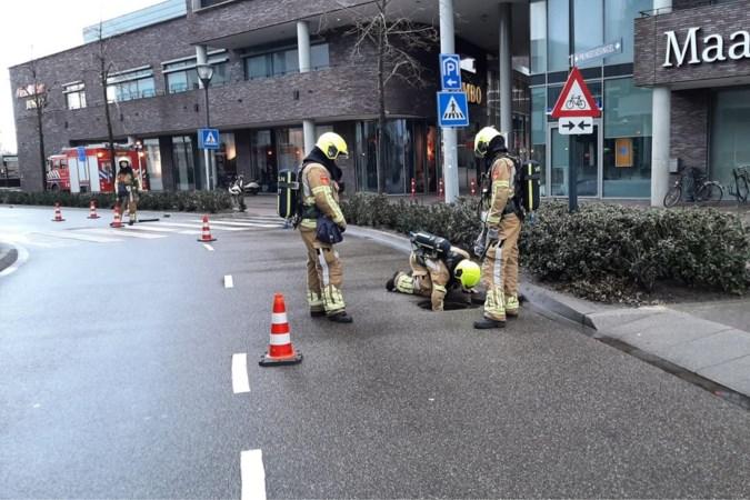 Omgeving Maasboulevard Venlo afgezet na meldingen over stankoverlast