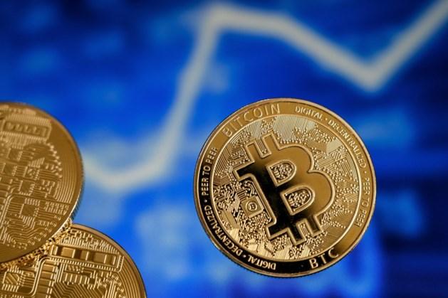 Koers bitcoin gaat richting de 60.000 dollar