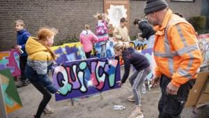 Workshop Stevensweert: storm kan graffitikunstenaars in de dop niet deren
