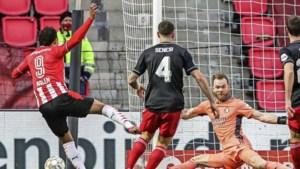 PSV weet ook topper tegen Feyenoord niet te winnen